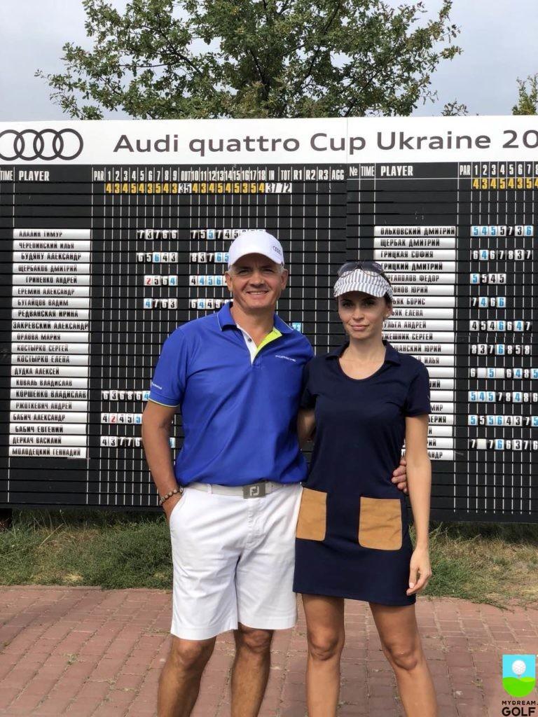 Виктор Ржоткевич, Мария Головко