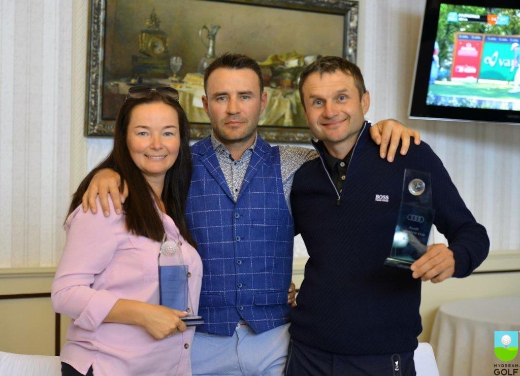 Екатерина Гриненко, Андрей Шульга, Владимир Гриненко