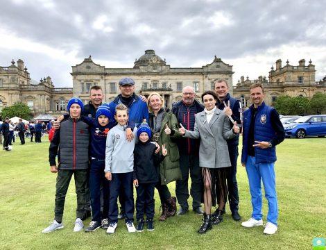 U.S. Kids Golf European Championship 2019: церемония открытия