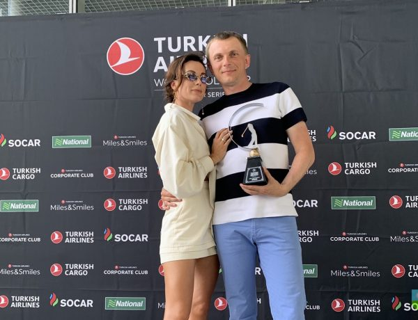 Turkish Airlines World Golf Cup 2019