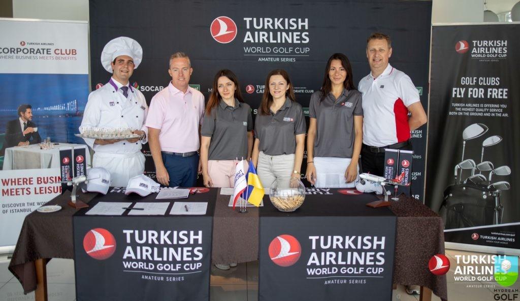 Turkish Airlines Golf Team
