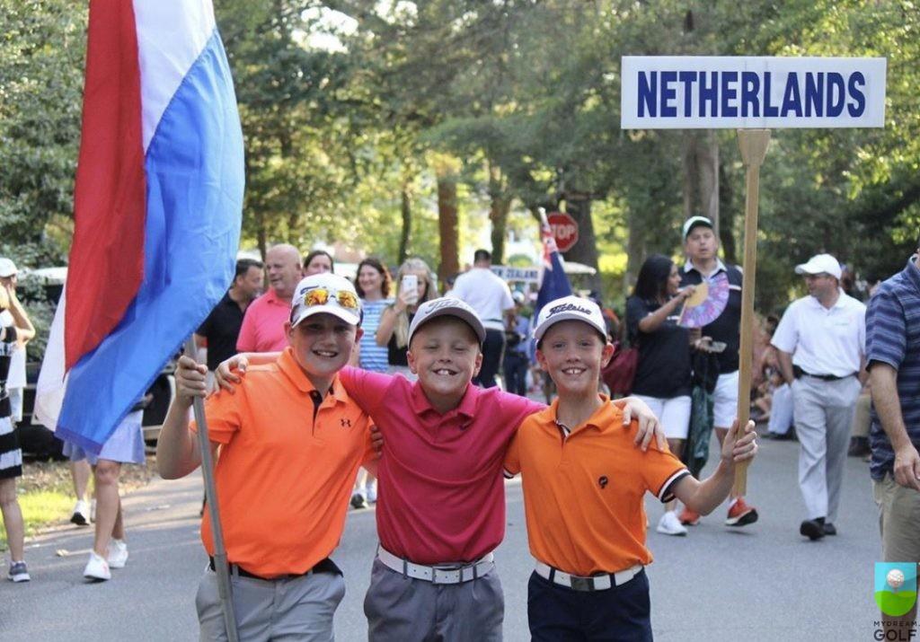Юниоры из Нидерландов