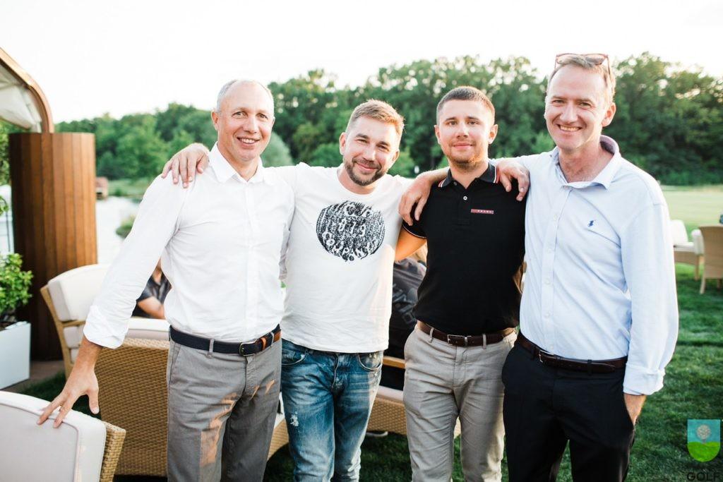 Юрий Фрейдинов, Дмитрий Палиенко, Игорь Передня, Юрий Ганул