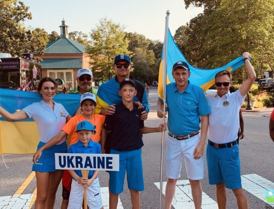 U.S. Kids Golf World Championship 2019: Parade of Nations
