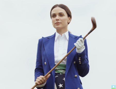 Съемка L'Officiel Online и Polo Ralph Lauren