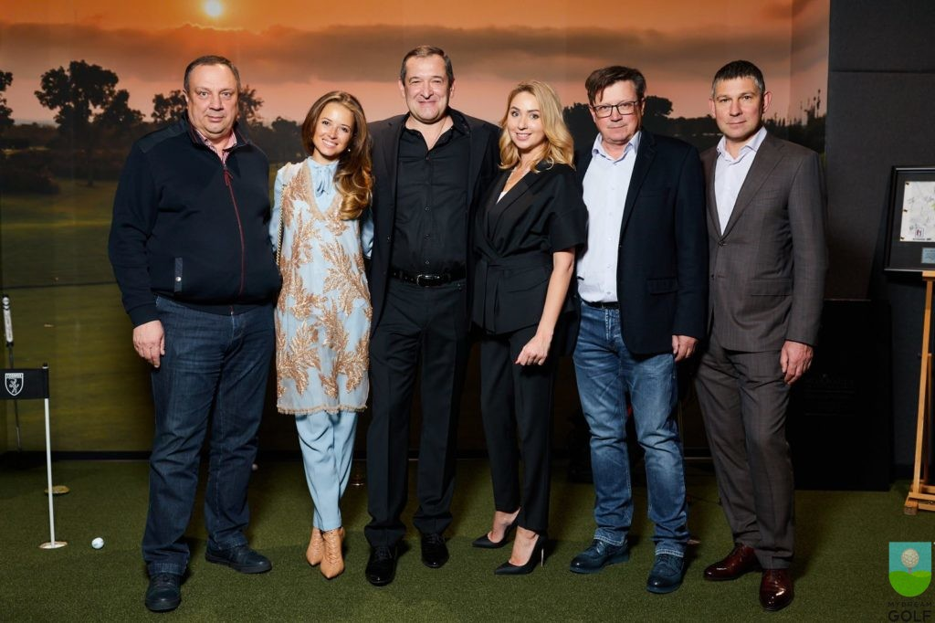 Александр Кобитев, Евгения Шаповалова, Олег Корбан, Татьяна Рыбченко, Геннадий Руденко, Юрий Шаповалов