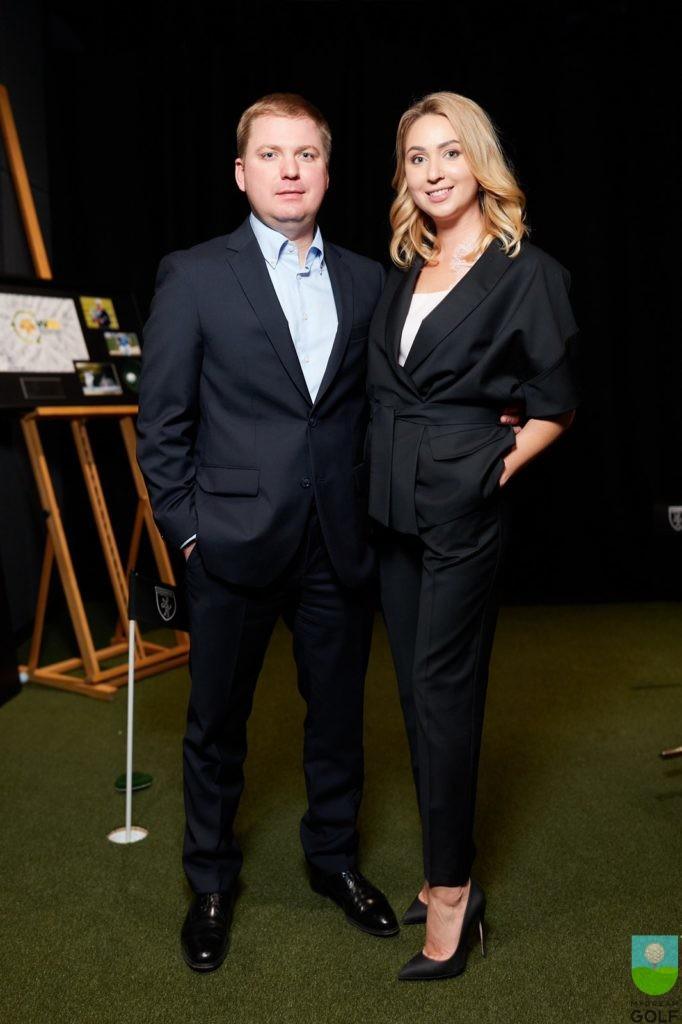 Артем и Татьяна Рыбченко