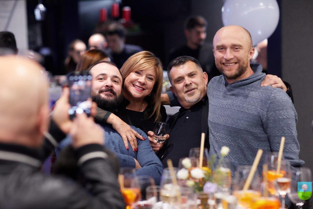 Денис Рябцев, Татьяна Гавренкова, Олег Гребельников, Александр Кузьменко