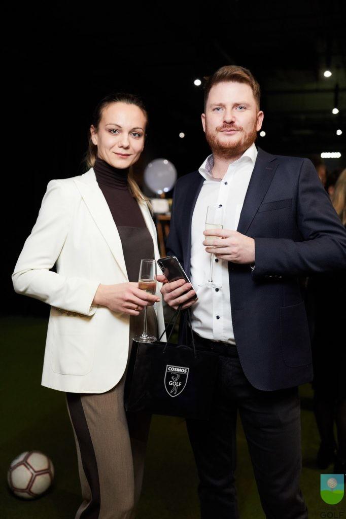Ирина и Василий Доронины
