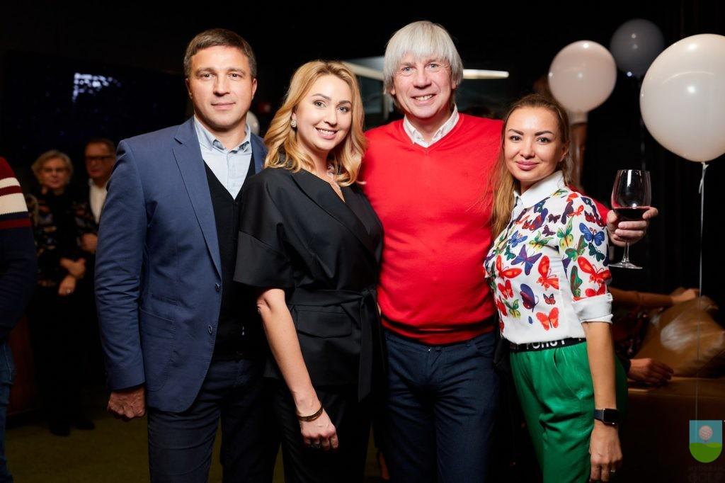 Олег Васылык, Татьяна Рыбченко, Юрий Гераскин, Анжелика Рябцева