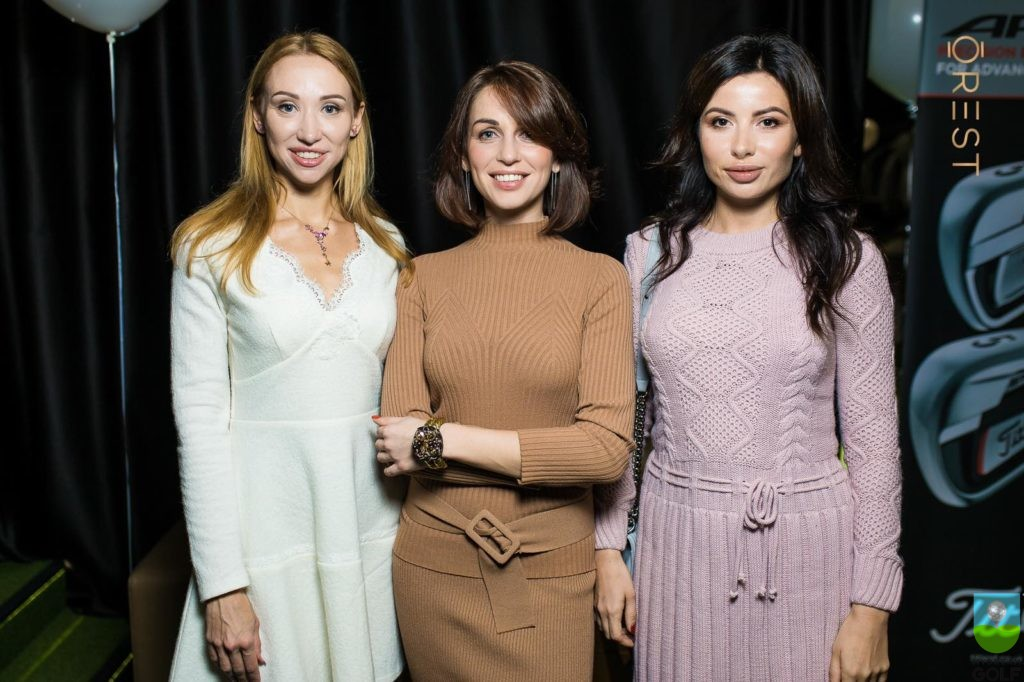 Ольга Горецкая, Кристина Орос-Биргер, Наталья Медвидь