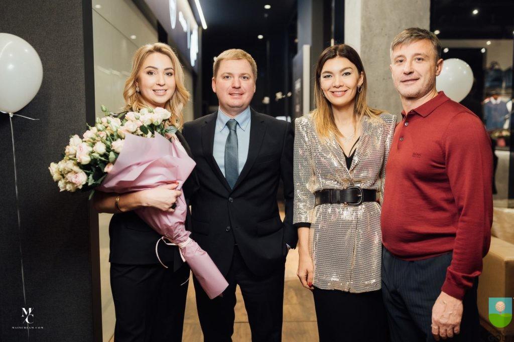 Татьяна и Артем Рыбченко, Ольга Дворянская