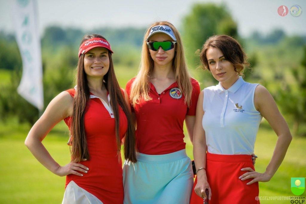 Алена Терещук, Ольга Горецкая, Мария Орлова