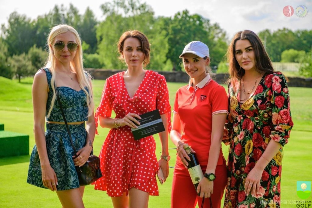 Марина Ивченко, Мария Орлова, Марина Дяченко, Юлия Ковалева