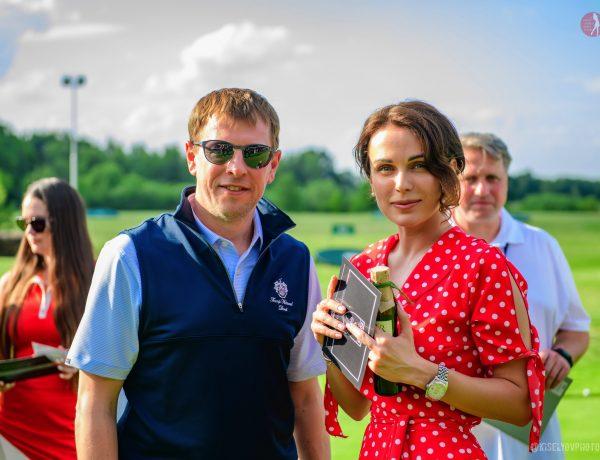 Open Ladies Golf Tour: 2 этап