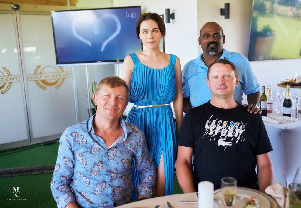 Виктор Савкив, Мария Орлова, Тамарай Пандиан, Андрей Шестаков