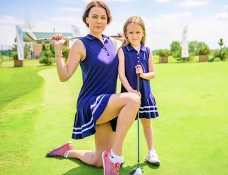 Первый этап Открытого Детского гольф-тура 2020