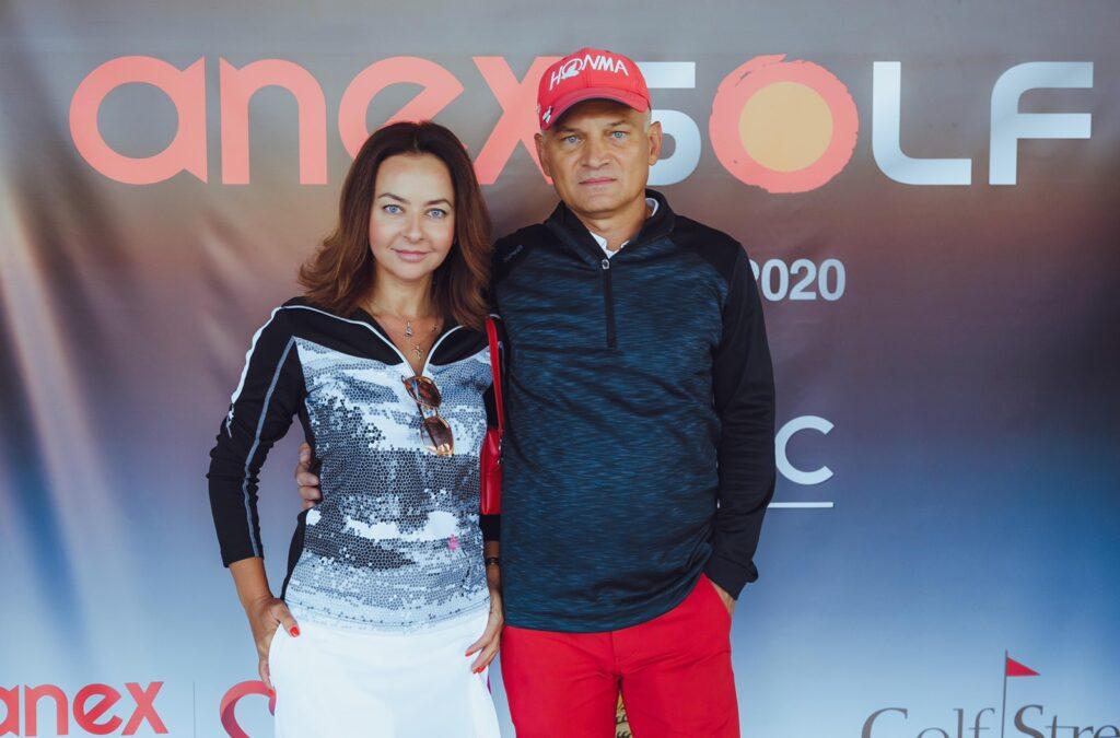 Елена и Евгений Пуговкины