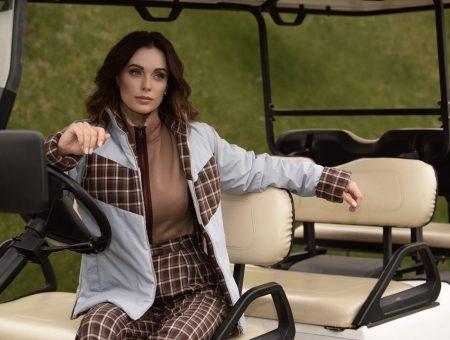 Мария Орлова стала лицом осенне-зимней коллекции бренда CARORA