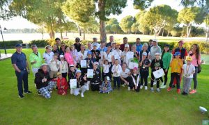Winter Kids Golf Camp и Junior Open Tour 2021