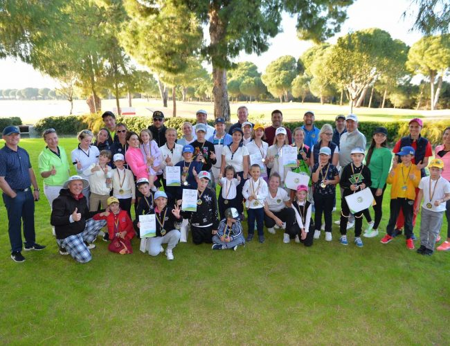 Winter Kids Golf Camp и Junior Open Tour 2021